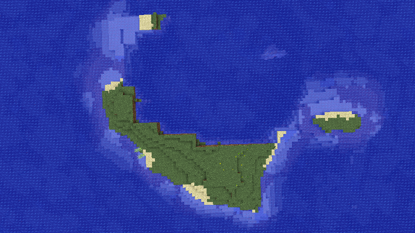 Minecraft Server Map Guide CycleIsland