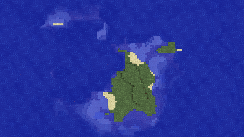 Minecraft Server Map Guide TankIsle