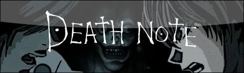 Anime Signatures (let me know if you want one of these) Deathnote2