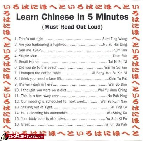 LEARN CHINESE IN 5MINS Engrish-funny-crassic-ranguage-ressons