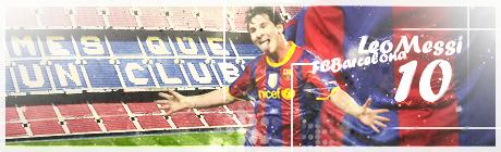 Champions League LeoMessii10