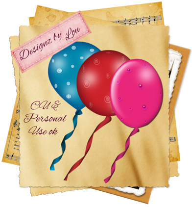 Ballons (Designz By Lou) Preview-5