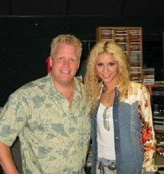 Radio interview at Wild 100.3 in Dallas Aaaaaaaa00000999
