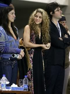 Shakira attends the World Tennis Championship in Abu Dhabi Normal_0011-3