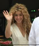 Shakira at the Independence Day parade in Leticia, Colombia Normal_21