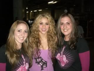 Backstage at the El Gran Concierto at the American Airlines Arena in Miami Normal_CIMG82111