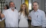 Shakira at the Independence Day parade in Leticia, Colombia Normal_a1