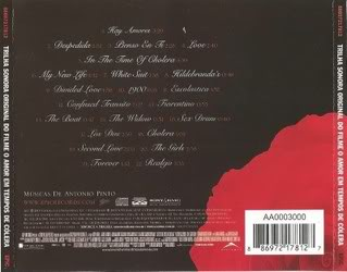 Love In The Time Of Cholera soundtrack (Brazil) Normal_back_cover_littof_soundtrack