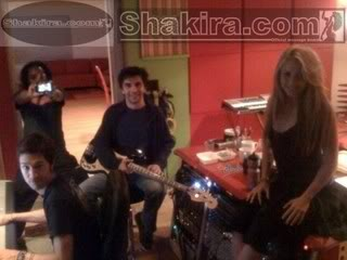 Shakira and Luis Fernando Ochoa at a recording studio Normal_n549010892_916993_1369-31