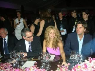 """Shakira at the presentation of her perfume """"Amulet"""" in Cannes, France Normal_qzk6mv1"""