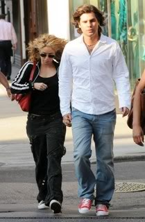 Shakira and Antonio out in New York City Shakiiantoniojpg2