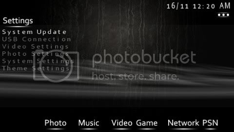 Show off your PSP XMB........:D Snap001