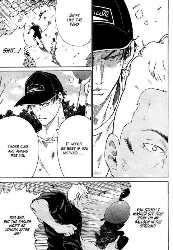 Prince Of Tennis Ch.23 [Sportman Hunt!!] คลีนสปอยแล้ว TP13