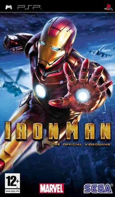 PSP-Iron Man Iron-man-psp