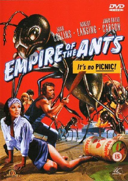 هنا فقط فيلم الرعب والنمل القاتل Empire of the Ants 1977 EmpireofTheAnts