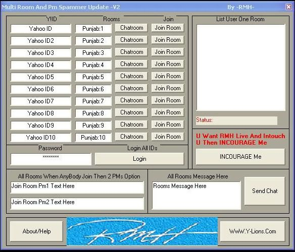 Multi Room And Pm Spammer Update V2 By RMH Rmhv2-1