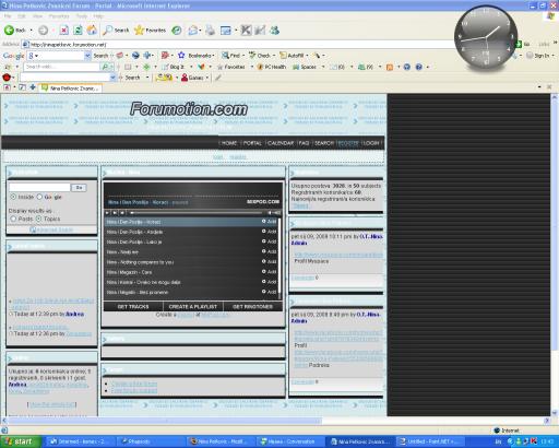 Problem sa Internet Explorerom / otvaranje foruma IEPortal