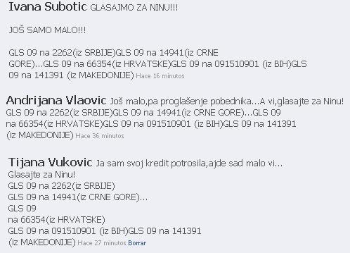 Slozni Fuvijanci :) Statusi