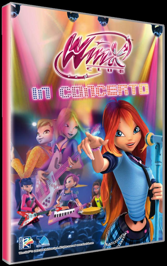 Imagens de Winx in Concerto Winxinconcerto3d