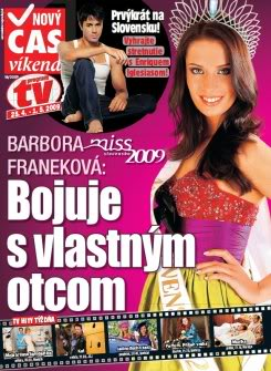 Official thread of Barbora Franekova - Miss Slovakia World 2009 - Page 2 320225_ncvikend-novy-cas-vikend