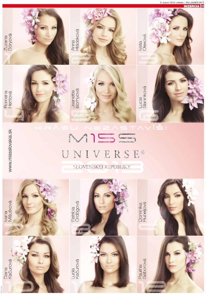 Road to Miss Universe Slovak Republic 2013 482333_144974739003470_773154640_n_zps448c6feb