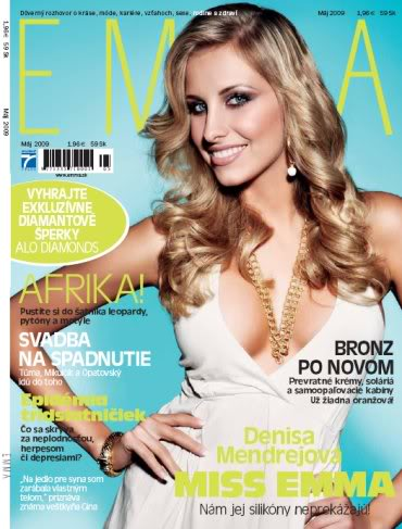 The OFFICIAL thread of Denisa Mendrejova (SLOVAK REPUBLIC UNIVERSE 2009)™ - Page 2 Emma-2009-05jpg