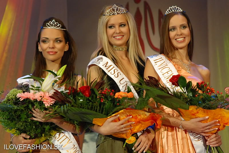 ROAD TO MISS SLOVAKIA WORLD 2010 Miss2012