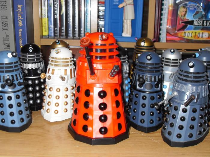 "1975 Palitoy ""Talking Dalek"" + Video SDC10477-1"