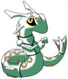 Thần thoại pokemon ThChibiRayquaza