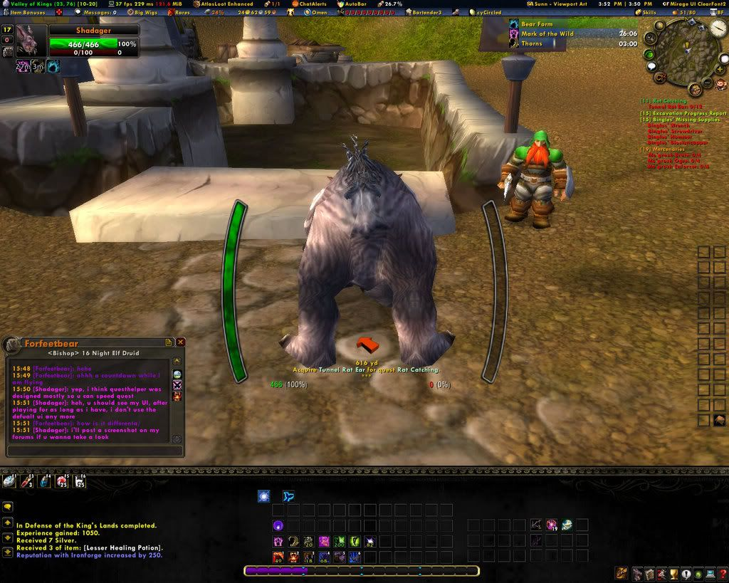 My latest UI WoWScrnShot_072508_155204