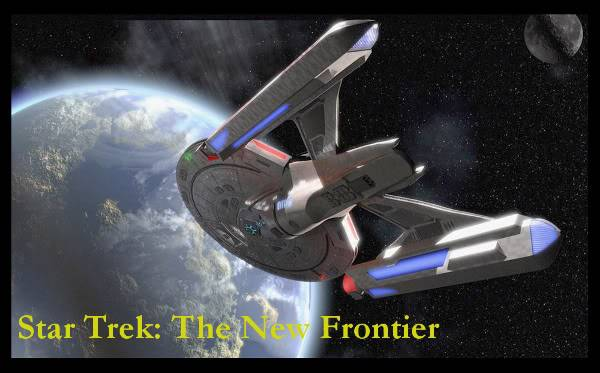 Star Trek: The New Frontier