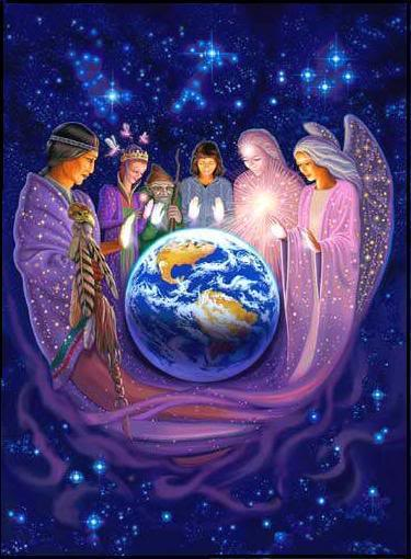 Friday 26th October - Healing Circle in Psychic Chat Healing-presence