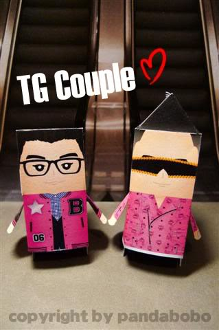 Bigbang Eşyaları TG-couple