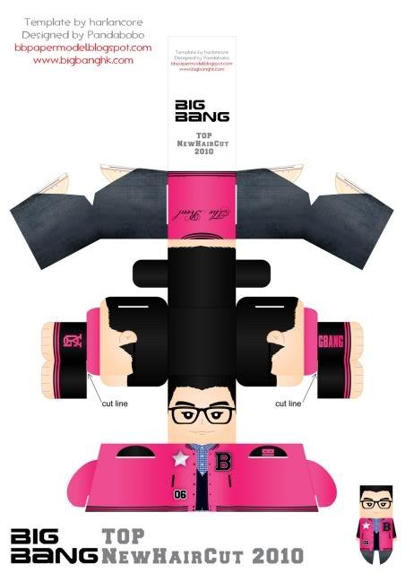 Bigbang Eşyaları Top-newhair-2010