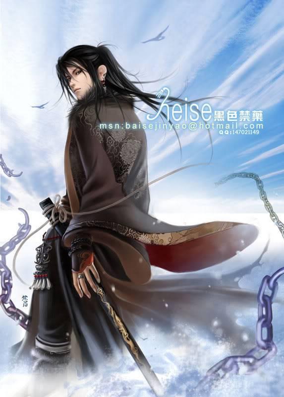 Kenshin Yuudai [Vizard] Anime