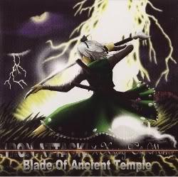 IRON ATTACK! - Discografia Blade