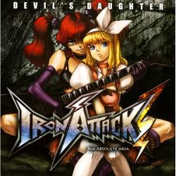 IRON ATTACK! - Discografia Devilsdaughter