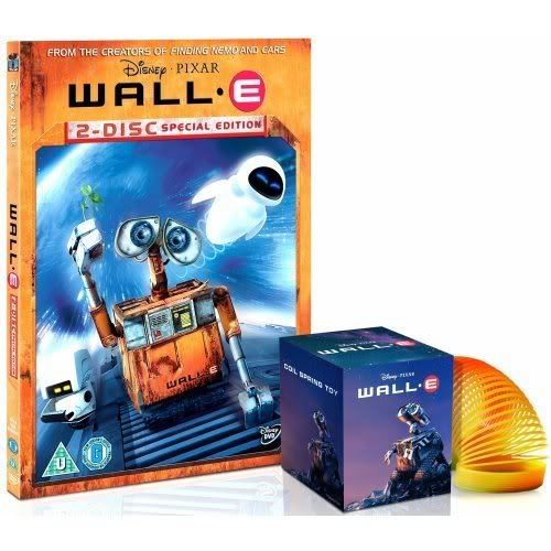 WALL•E - édition simple et collector (30 janvier 2009) - Page 2 51K3EjD5rEL_SS500_