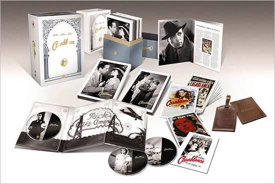 Casablanca: Ultimate Collector's Edition - Z1 et Blu-ray Casablancauceopen
