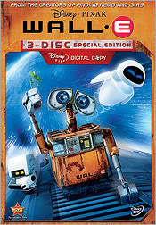 WALL•E - édition simple et collector (30 janvier 2009) - Page 2 Walle3discsedvd