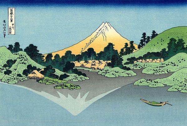 [Du lịch] 9 địa điểm ngắm núi Phú Sĩ đẹp nhất Lake-Kawaguchi-344