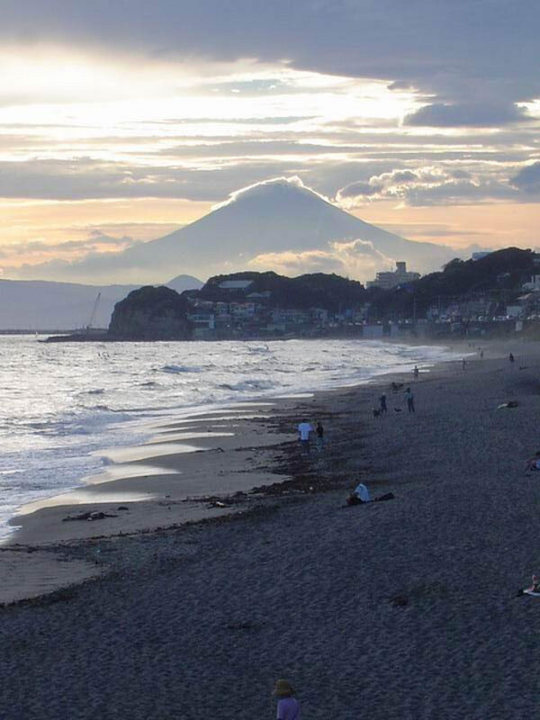 [Du lịch] 9 địa điểm ngắm núi Phú Sĩ đẹp nhất Kamakura-mount-fuji-1030