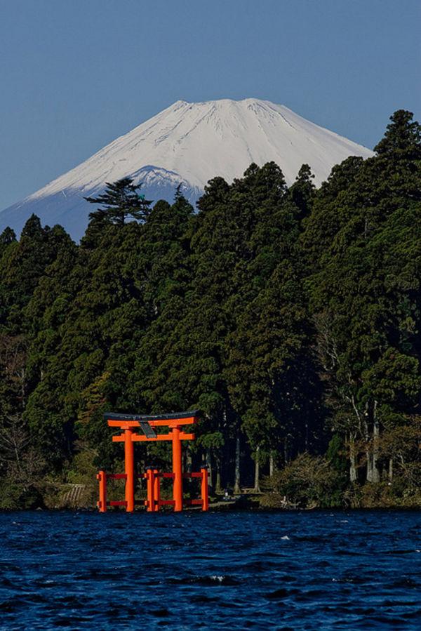 [Du lịch] 9 địa điểm ngắm núi Phú Sĩ đẹp nhất Late-ashinoko-hakone-1030