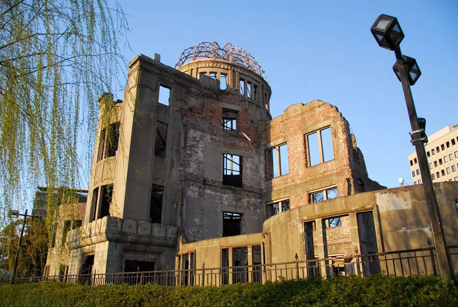 [Du lịch] 10 địa điểm bạn nên tham quan khi đến Nhật Bản Gambaku_Dome_of_Hiroshima