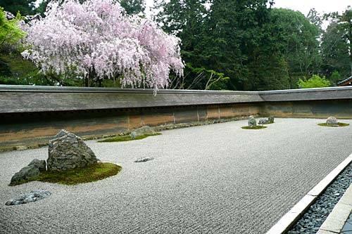 [Du lịch] 10 địa điểm bạn nên tham quan khi đến Nhật Bản Kyoto-ryoanji-1