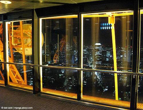 [Du lịch] 10 địa điểm bạn nên tham quan khi đến Nhật Bản Tokyocitylightsfromtokyotower
