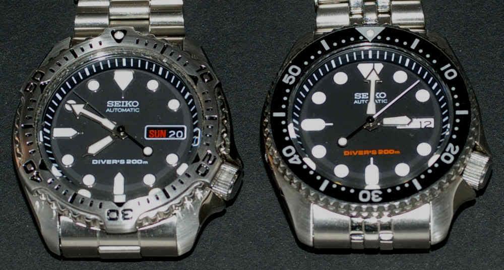 Plongeuses SEIKO: des origines à nos jours Diver2002