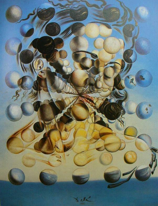 Salvador Dali Salvador_dali-galatea_of_the_sphere