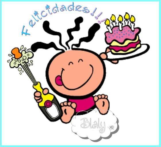 Feliz cumpleaños  Lara Felicidades