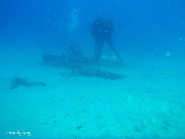 DC3 dive site off Stradbroke Island. Dave%207_zpsmlwmk6zd